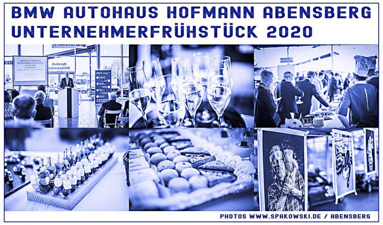 bmw autohaus hofmann abensberg unternehmerfrühstück 2020